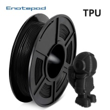 Enotepad Flexible DIY Filament Red Desiccant TPU Plastic Filaments 1.75mm 0.5KG for 3D Printer пластик для 3д принтера