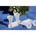 Double Polypropylene Ports for Packing