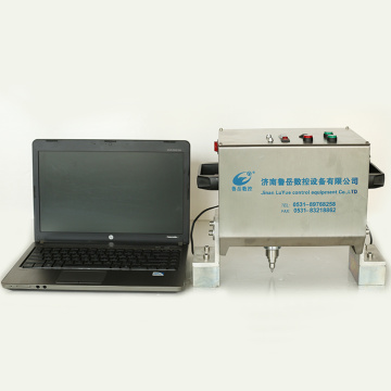 Pneumatic High Accuracy dot peen vin stamping machine