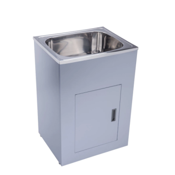 Cabinet for freestanding sink