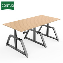 Adjustable Height Electric Smart Sit Stand Conference Table