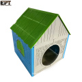 Large Plastic Children House DIY Custom