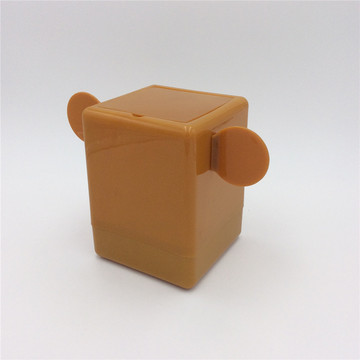 desktop garbage can plastic box small