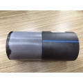 Steel wire reinforced HDPE pipe