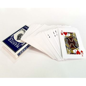 playing cards used in casinos