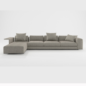 Minotti Freeman Tailor Sectional Sofa