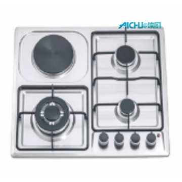 Homeuse Design Built In 4 Burners Kitchen Stove