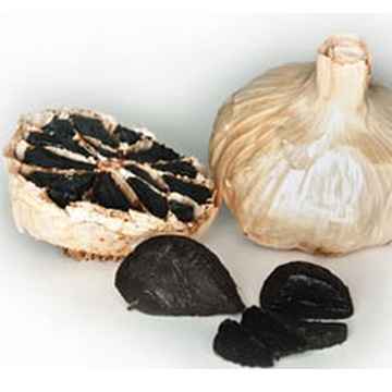 100% Green Food and Aged Black Garlic