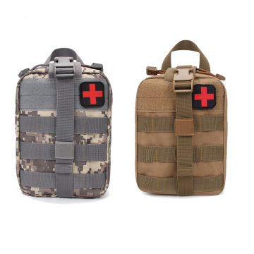 Portable Outdoors Camping Tactical Survival First Aid Kit