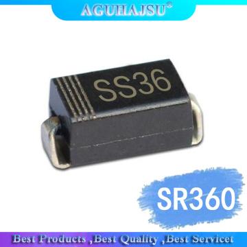 100PCS 1N5819 SS14 1N5822 SS34 SR160 SS16 1N5817 SS12 SMA Rectifier diode SR1100 SS110 SR360 SS36 SR240 SS24 SR2100 SS210 SS310