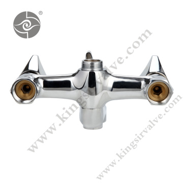 Chrome plated casting faucets