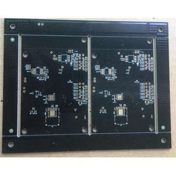 4 strata Via in pad PCB BGA