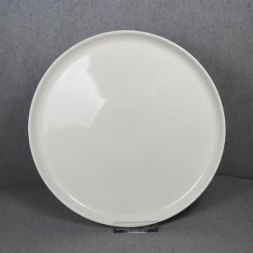 Color Glaze Dinnerware Set White