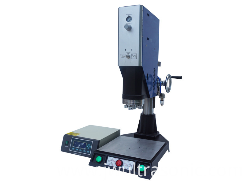 Automatic Frequency Recovery Welder