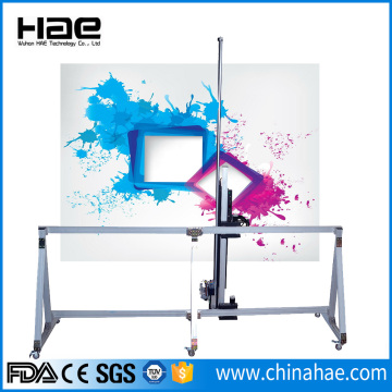 Wall Inkjet Printer Zeescape