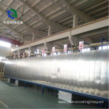 Automatic High Spray Type Pre-treatment Coating Line