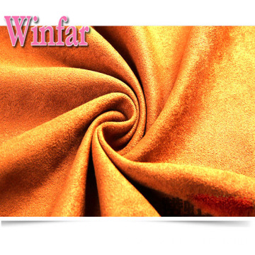 Polyester Spandex Stretch Scuba Suede Cloth Fabric