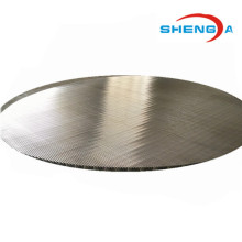 Circular Wedge Wire Filter Plate for Beer