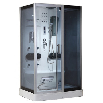 Portable Massage Glass Steam Shower Room