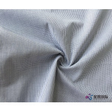 Woven Fine Grid 100% Cotton Plain Fabric