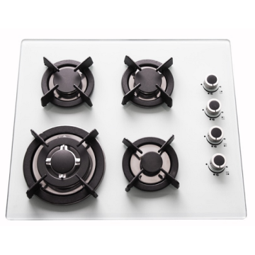 4 Burner Gas Hobs Cooker Plates