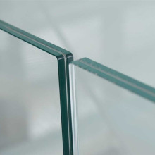 662 Toughened Clear Laminated Glass Price For Sale