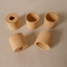 High Porosity Sintered Copper Powder Filter Element