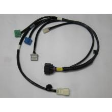 Connector wiring harness for different audio brands