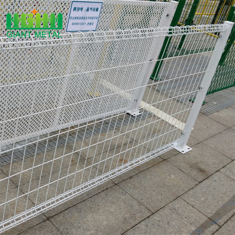 Welded Double  Circle  Fencing