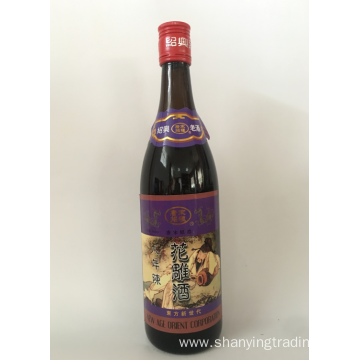 Shaoxing Rice Wine Aged 8Years Old