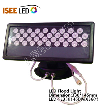 Rectangle DMX RGB Led Wall Washer Light