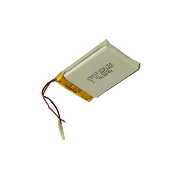 Good Price 3.7V Small Rectangular Lithium Polymer Battery