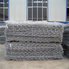 cheap price woven gabions for river protection netting