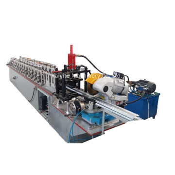 Roller Up  Shutter Door Making Machine