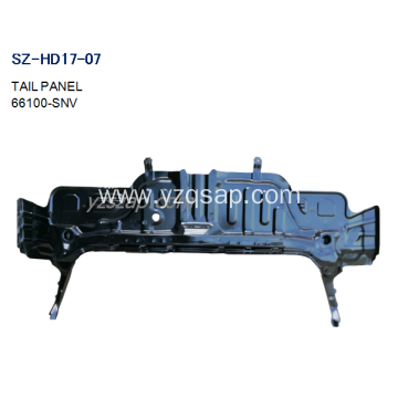 Steel Body Autoparts Honda 2006-2011 CIVIC TAIL PANEL