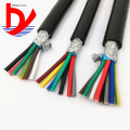 Wire and cable 20AWG 0.5mm2 multi-core shielded cable RVVP 2/3/4/5/6/7/8/10/12/14/16/20/24 anti-interference control line signal