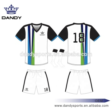Sublimated dri fit mesh football jerseys