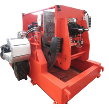 Tilting Metal Mould Gravity Casting Machine