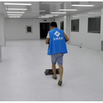 Clean Workshop PVC Anti-static Floor
