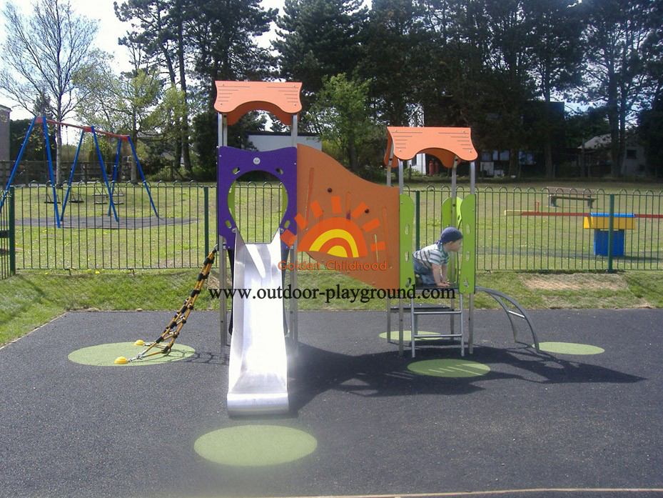 Outdoor Play Structures park