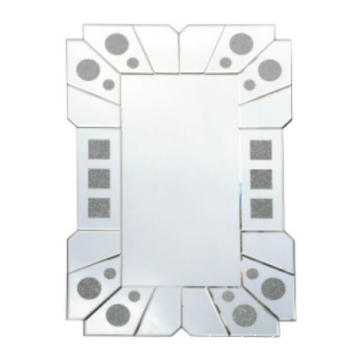 special-shaped decorative hanging mirror