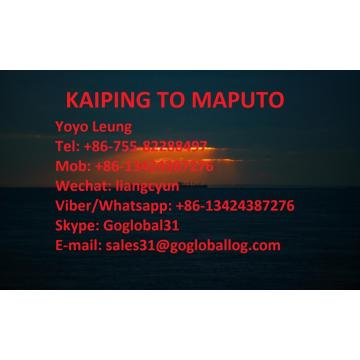 Jiangmen Kaiping Sea Freight to Mozambique Maputo