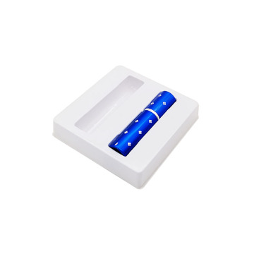 OEM Design White Plastic Cosmetic Blister Trays