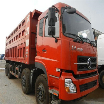 8*4 Dongfeng Dump Truck For Sale