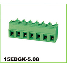 5.08mm 5pin High Quality Pluggable Terminal Blocks