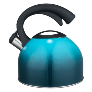 2.5L copper tea kettle whistling