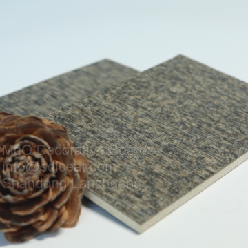 stone grain decorative mgo board for interior wall
