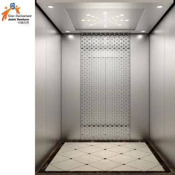 Machine Roomless Passenger Elevator 1.0m/s~1.75m/s