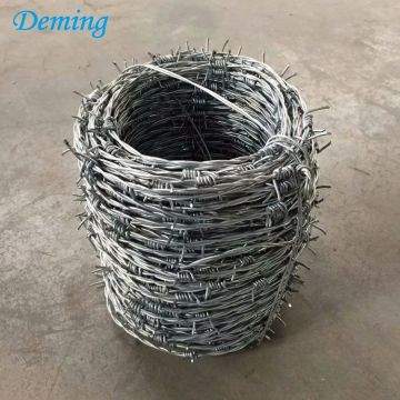 Military PVC Coated Galvanized Barbed Wire