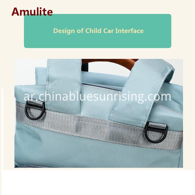 Outdoor baby care mother bag